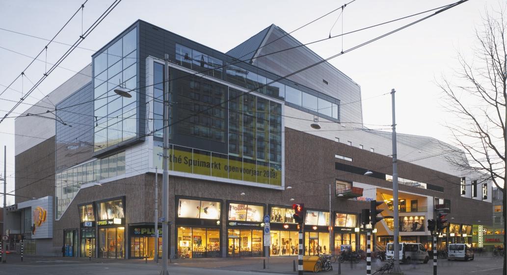 Spuimarkt, Den Haag