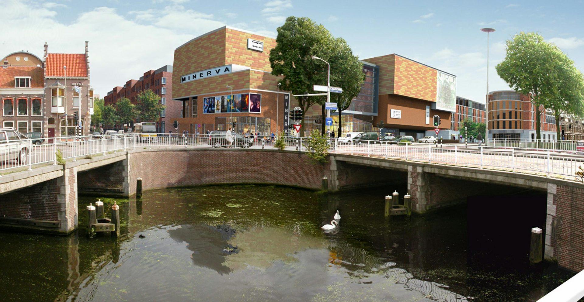 Raaksport city-office, Haarlem
