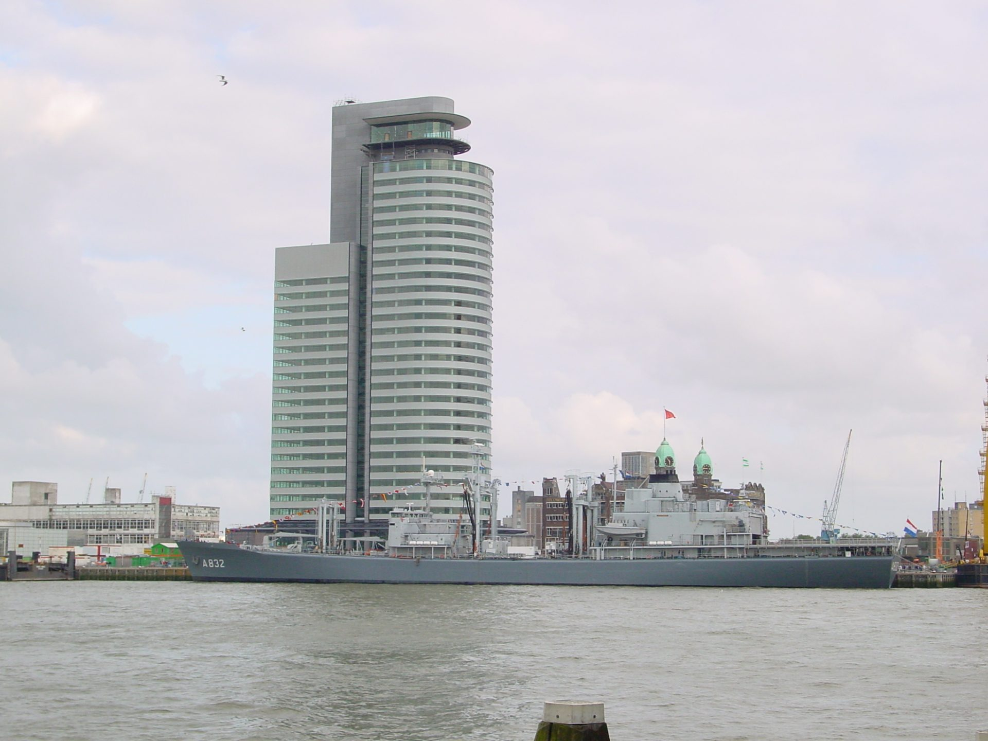 World Port Center, Rotterdam