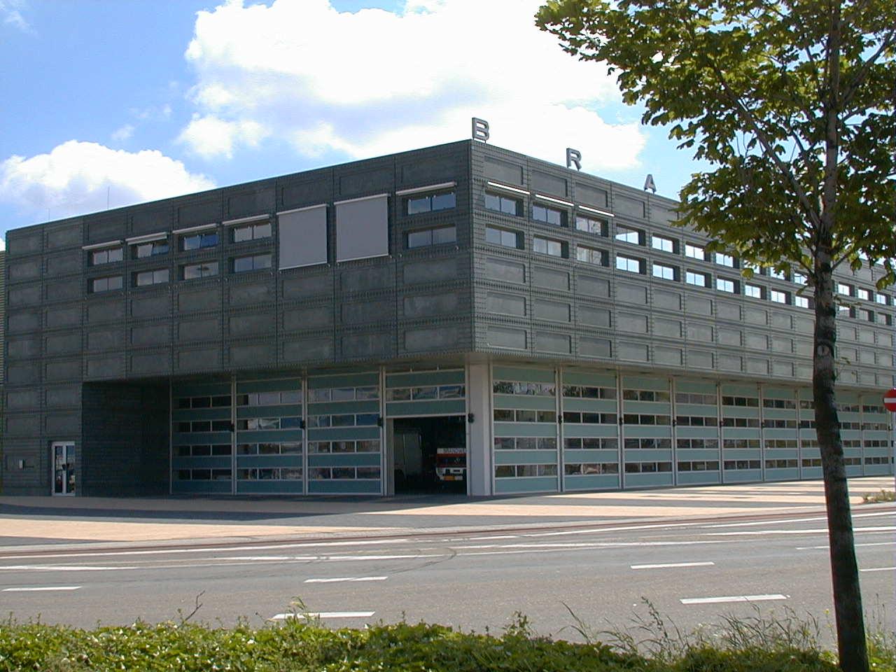 Brandweer, Maastricht
