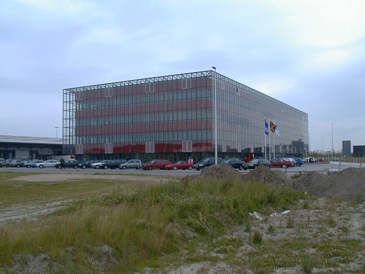 Kantoor verzamel gebouw Schiphol oost, Schiphol