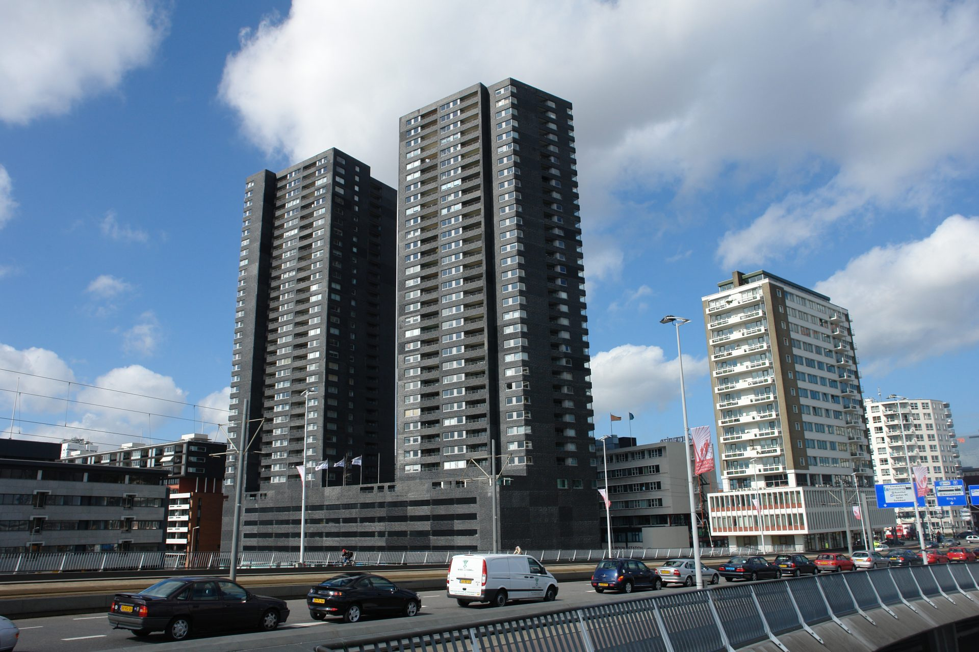 De Hoge Heren, Rotterdam