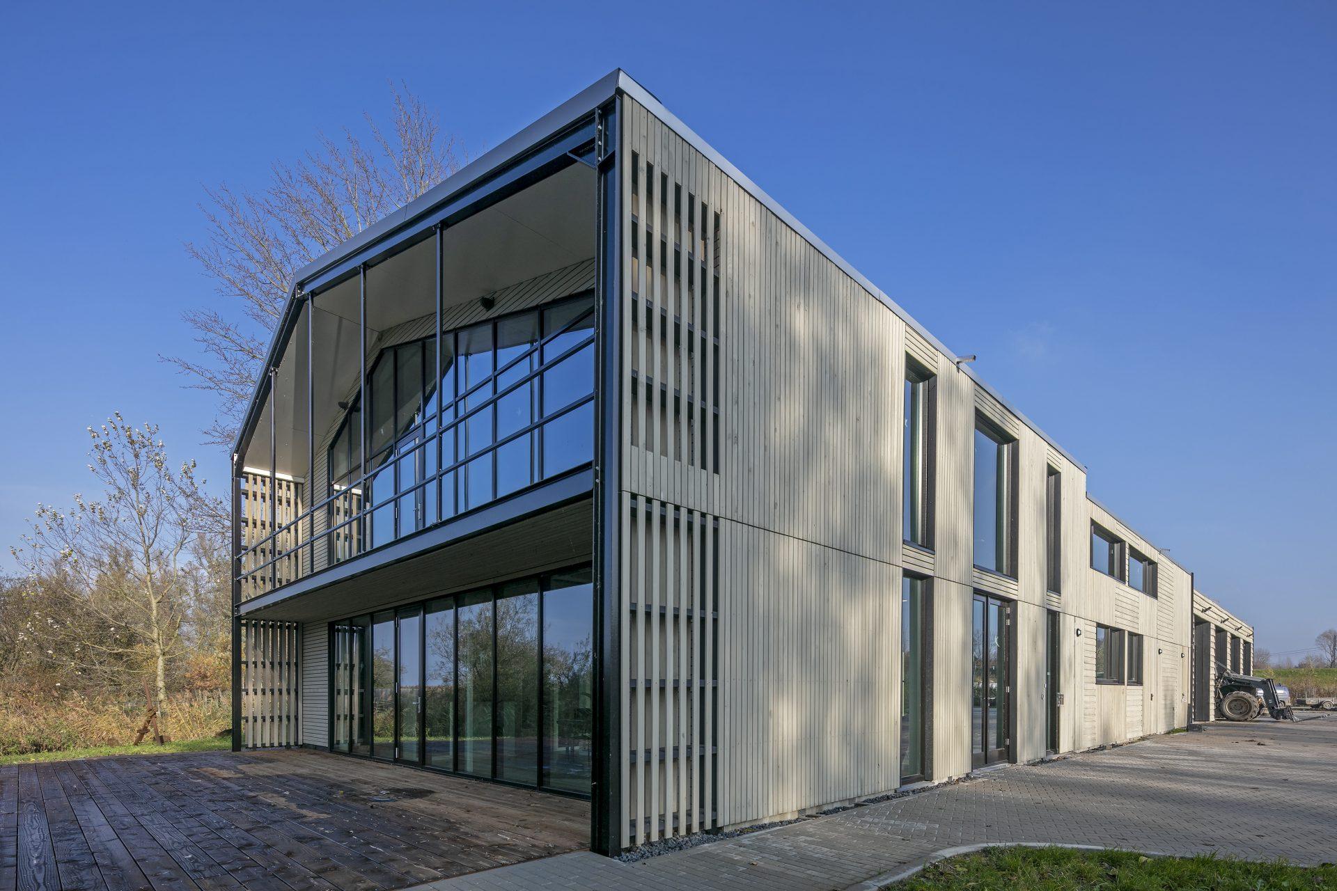 Implementation office Staatsbosbeheer, Lelystad