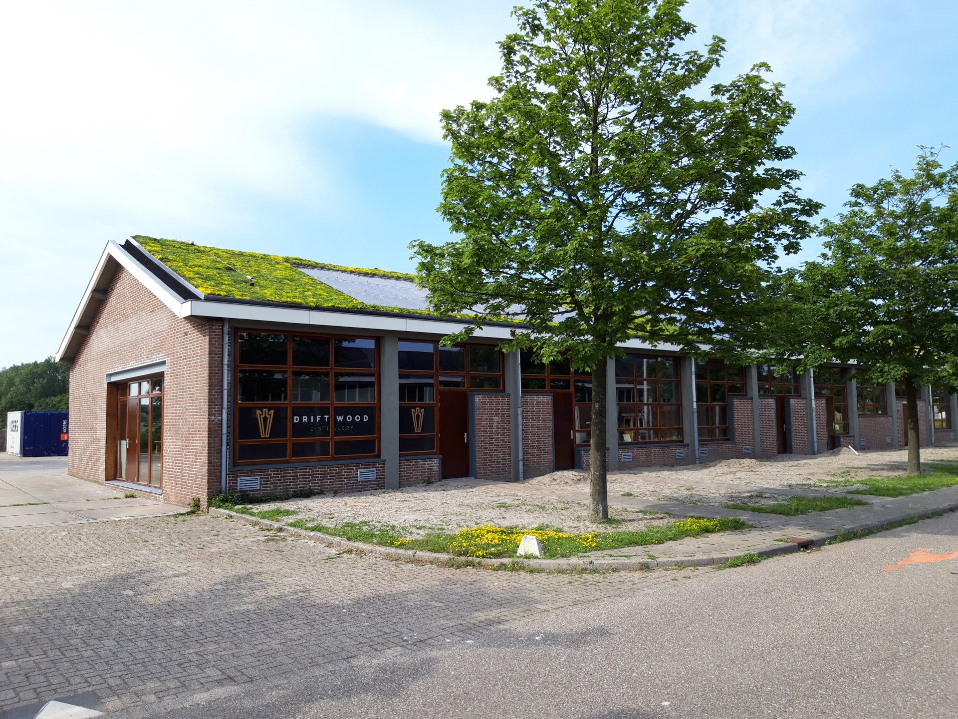 Gebouw 326 Vliegkamp Valkenburg (ZH), Katwijk