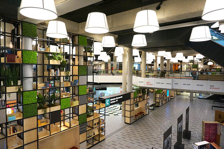 Renovation Centrale Bibliotheek Rotterdam, Rotterdam