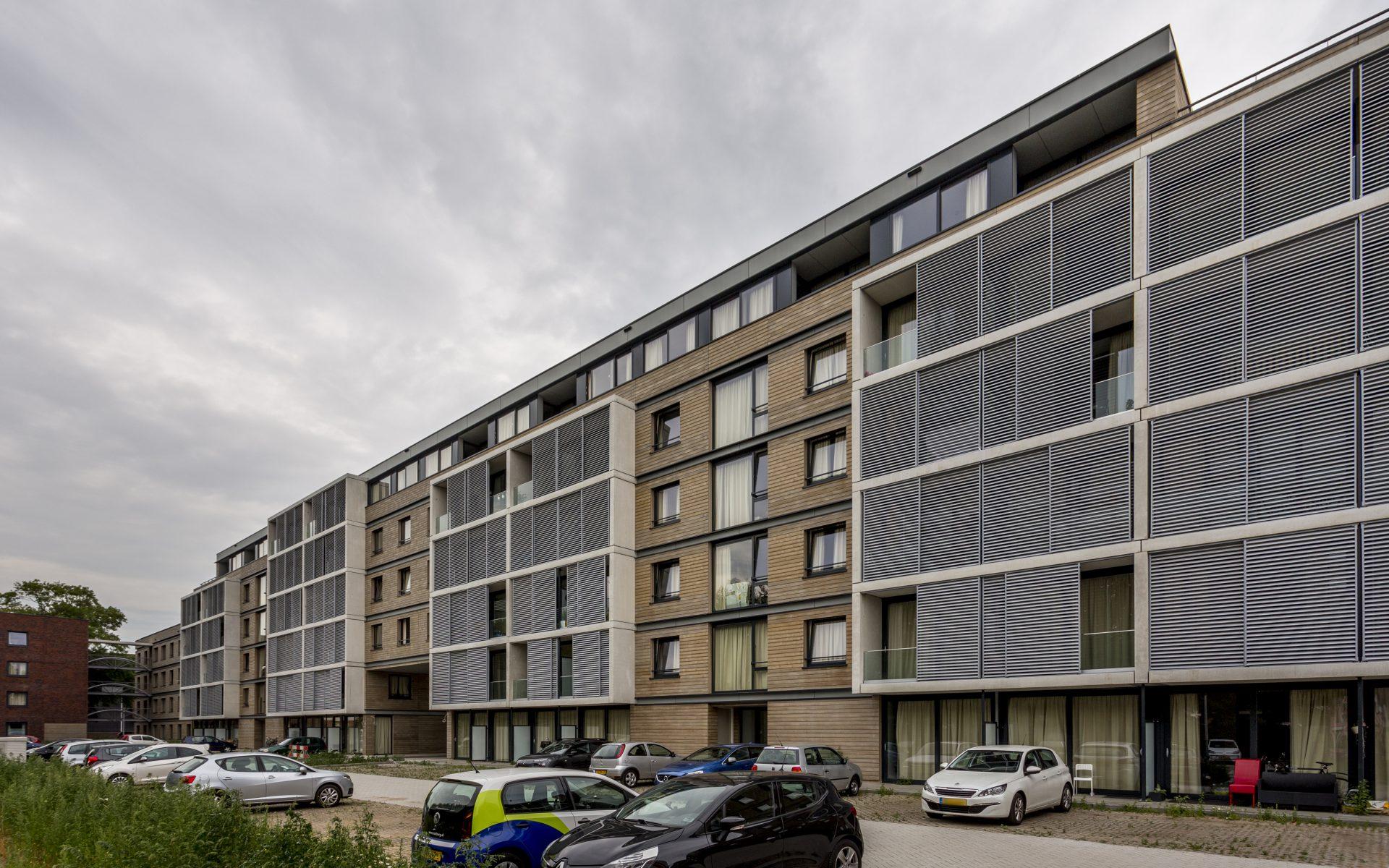 New apartment block Boutenslaan, Eindhoven