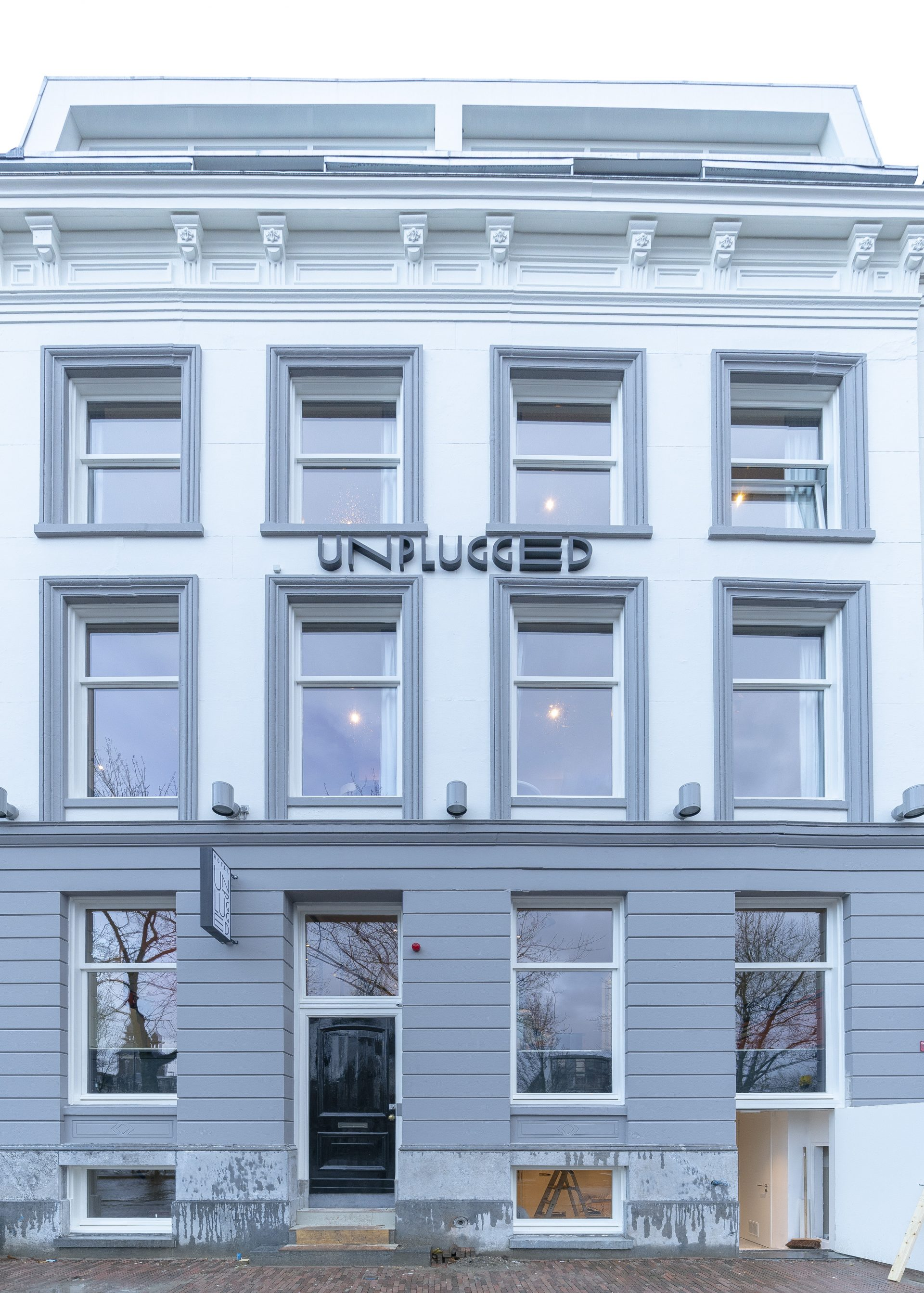 Hotel 'Unplugged' Eendrachtsplein, Rotterdam