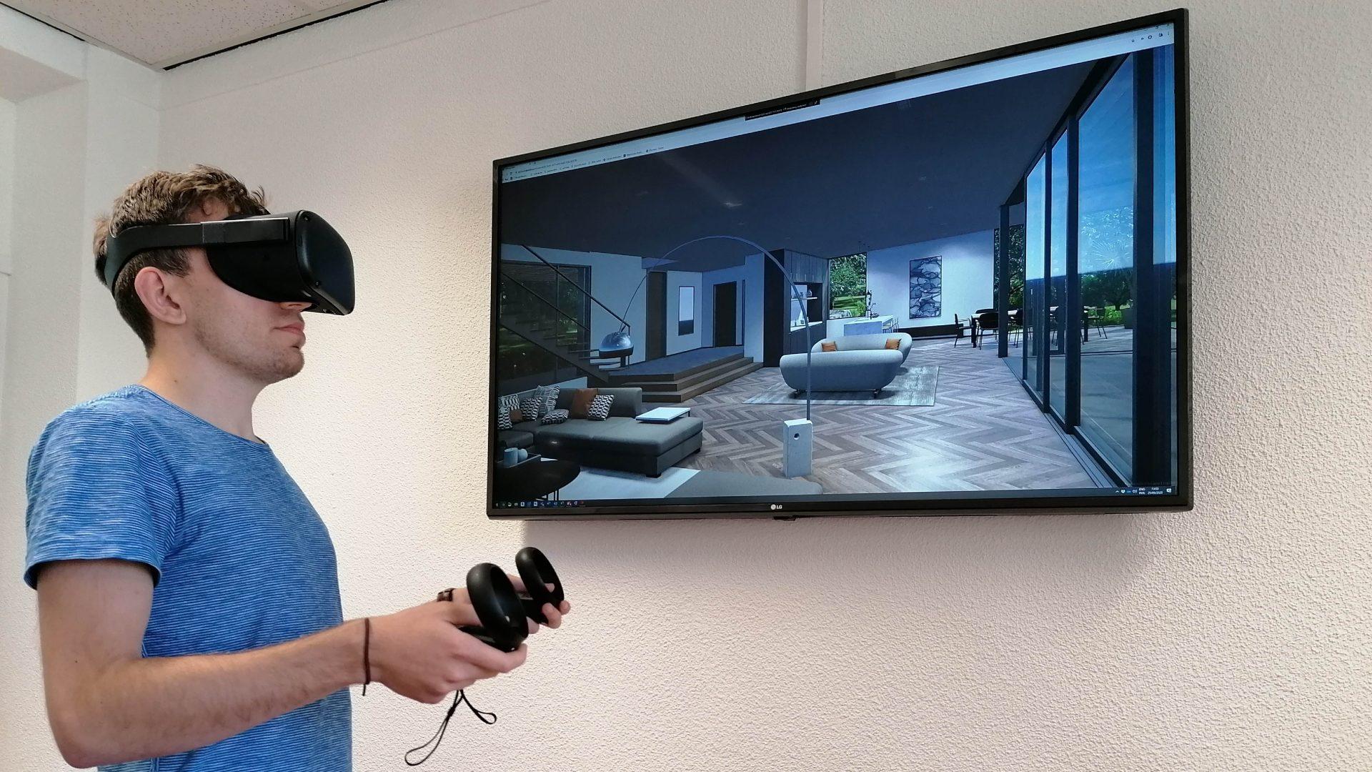 Virtual reality rendering: zien is geloven!