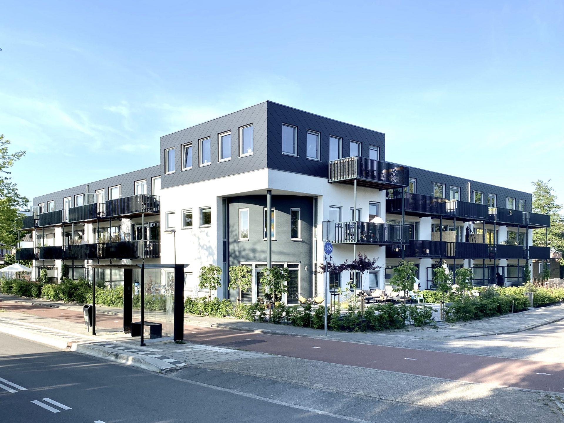 Transformatie 'Kompas' Schoolwoningen, Barendrecht