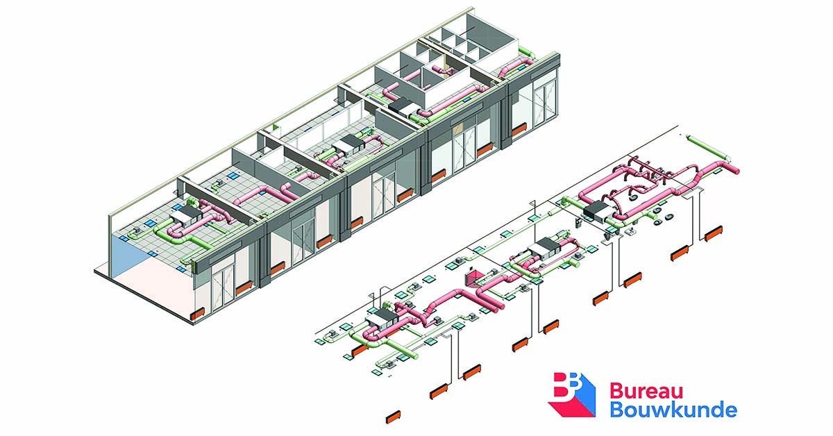 Integrale aanpak bouwkunde en installatietechniek